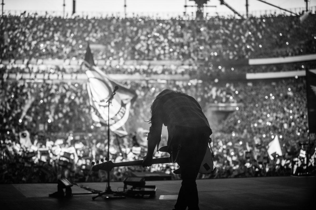 18.08.2018 – Fahnenmeer im Waldstadion