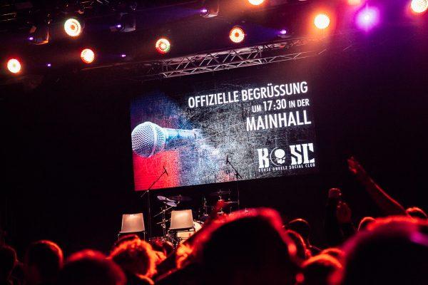 Unsere erste B.O.S.C. Party fand am 30.11.2019 in der Turbinenhalle in Oberhausen statt. Wir hoffen, die Bilder können rüberbringen, was für einen unglaublichen Spaß wir an diesem Abend mit Euch hatten!