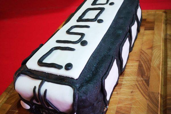 Der Bus-Kuchen!