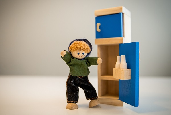 Straßenkinder e.V.: Kühlschrank die Zweite