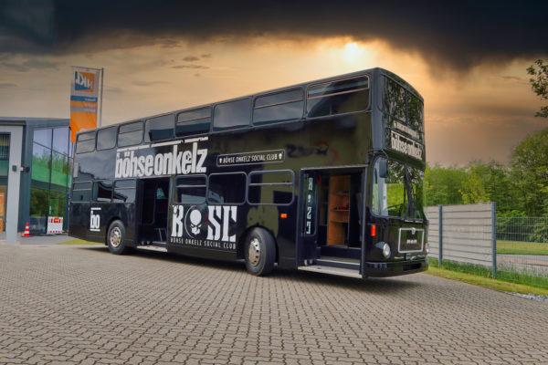 BOSC Bus Revival Aktion Hauptuntersuchung 06