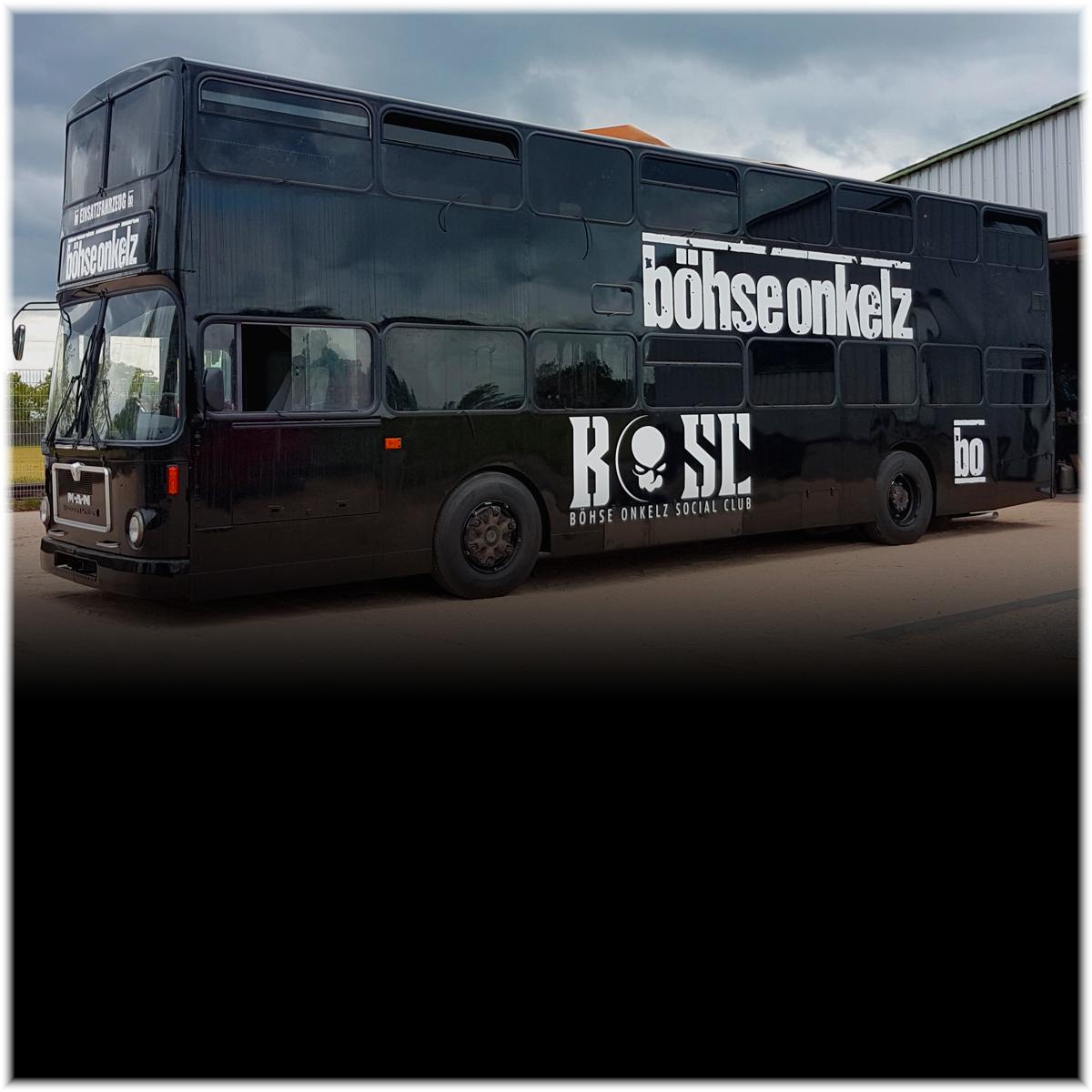 Projekt B.O.S.C. Bus: Meilenstein