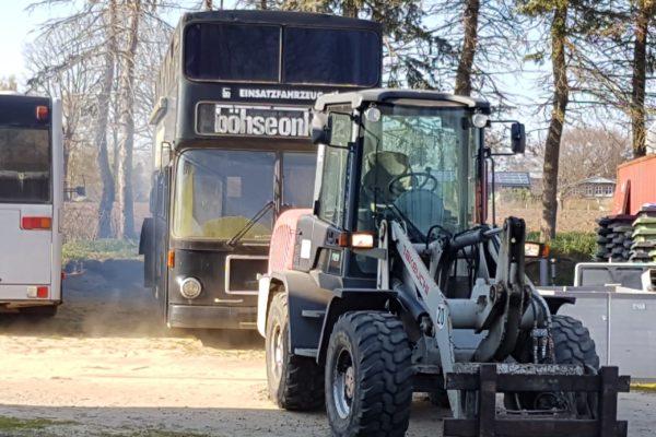 BOSC Bus Revival Aktion Begutachtung 01