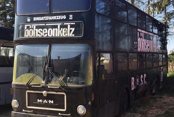 B.O.S.C. Bus Revival: Erste Begutachtung
