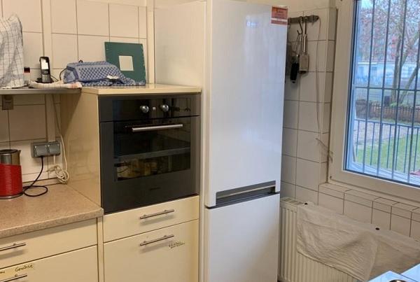 Straßenkinder e.V.: Organisation eines Kühlschrankes