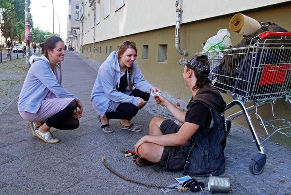 Unterstützung Straßenkinder e.V. Berlin