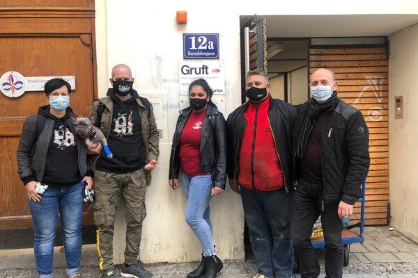 Unterstützung Gruft Wien Aktion Kochen für die Gruft 01