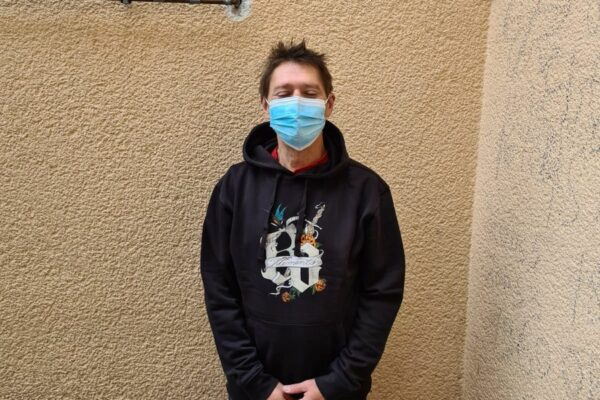 Kleidung für Bedürftige Aktion VFG Bonn 01