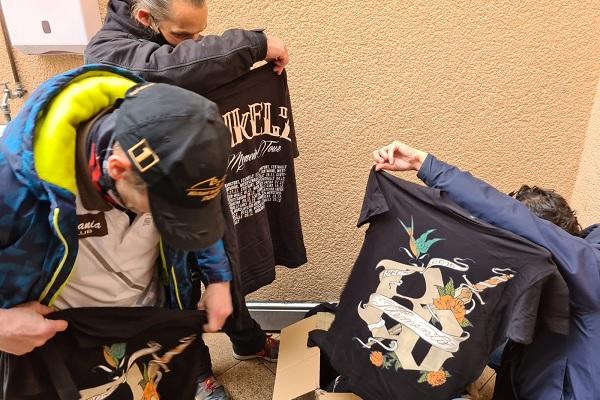 Verein für Gefährdetenhilfe Bonn: Kleiderspende