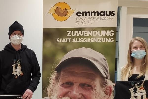 Unterstützung Emmausgemeinschaft St. Pölten